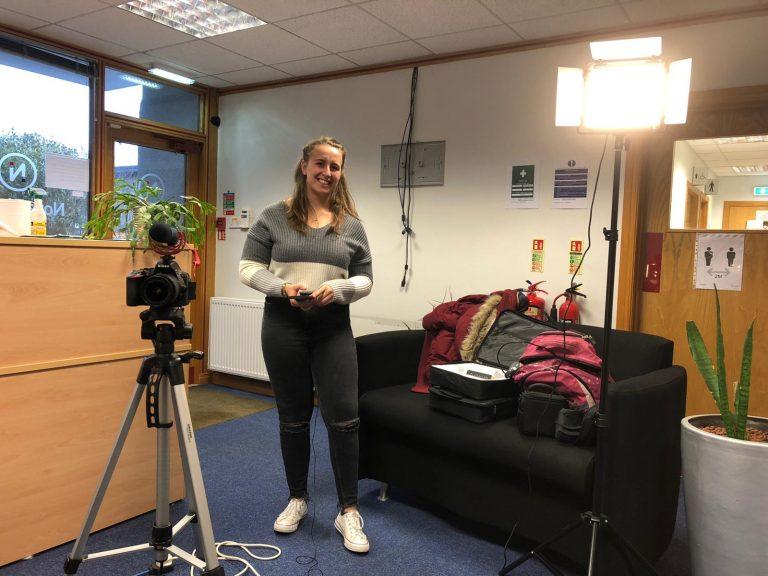 NovaBiotics Film and video production